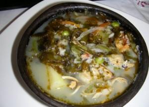 Cazuela chilota