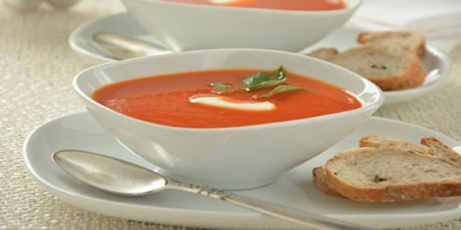 Sopa de Pimentón Picante