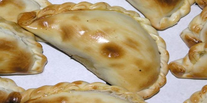 Empanada de soya