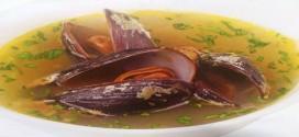 Sopa de Choritos con Verduras