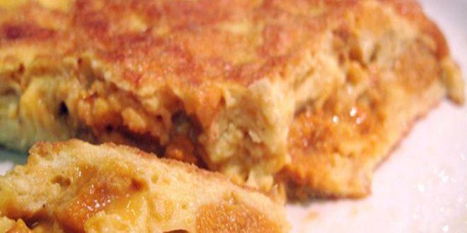 Tortilla de erizos