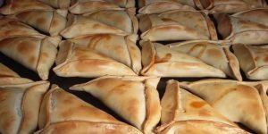 empanadas de mejillones