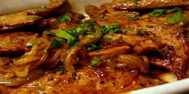 panitas en salsa de mostaza